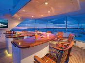 RHINO yacht charter 12