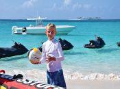 RHINO yacht charter 38