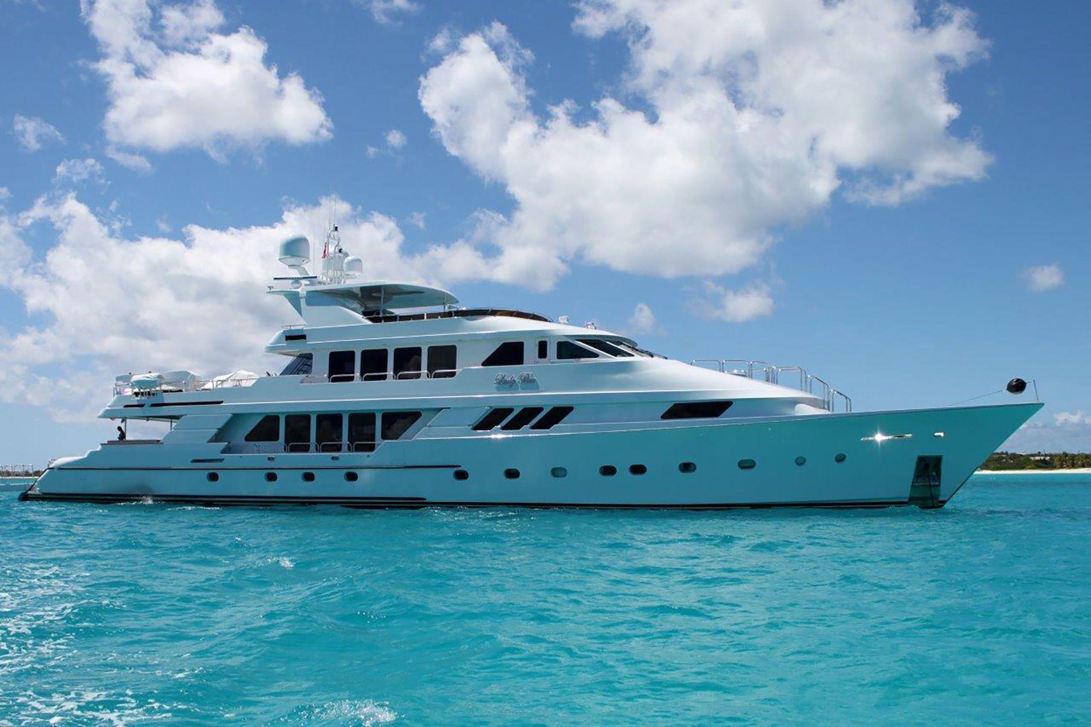M/Y LADY BEE Charter Yacht